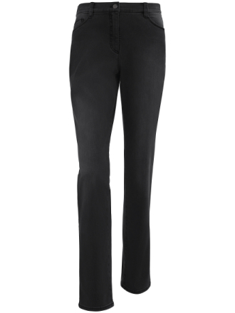 'Feminine Fit'-jeans - model Carola Brilliant Fra Brax Feel Good sort