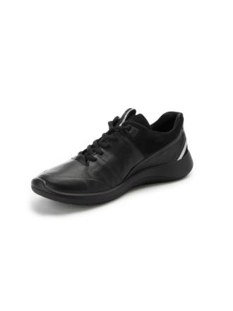 Sneakers 'Soft 5' Fra Ecco sort - Peter Hahn