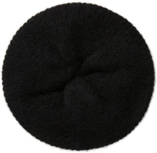 PIECES Ull-alpelue Hatt Women Black