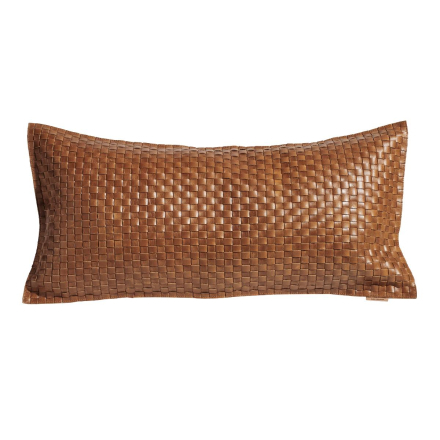 Muubs Pute Mocca Knitted Brun 70 x 40