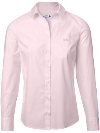 Skjorte lange ærmer. Fra Lacoste rosé - Peter Hahn