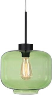 Globen Lighting Pendel Ritz Grön / Svart