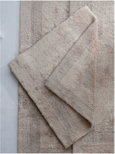 Badematte, ca. 60x60cm Cawö beige