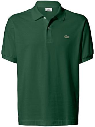 Poloshirt kort ærme Fra Lacoste grøn - Peter Hahn