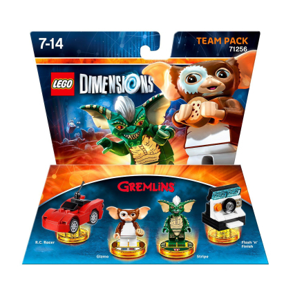 LEGO Dimensions: Team Pack - Gremlins /Toys for games