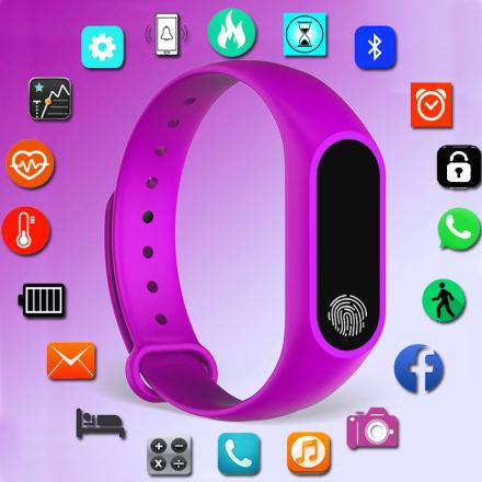 Sport Bracelet Smart Watch Women Ladies Wristwatch Electronic LED Digital Wrist Watches For Women Clock Female Hours Smartwatch