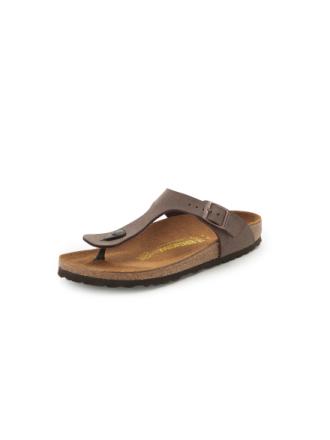 Sandaler 'Gizeh' Fra Birkenstock brun - Peter Hahn