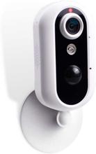 Larm- och övervakningskamera YOYOCam 4G / WiFi Vit