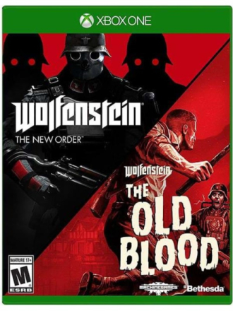 Wolfenstein Double Pack - The New Order and The Old Blood - Microsoft Xbox One - Toiminta