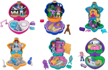 Polly Pocket Tiny Pocket Places Studio Compact Playset