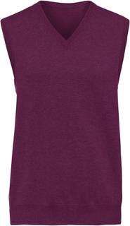 Slipover 100% kashmir model Peter Fra Peter Hahn Cashmere lilla