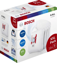 Bosch Støvsugerposer Xxl Pack - 16 Stk. Støvsugerposer
