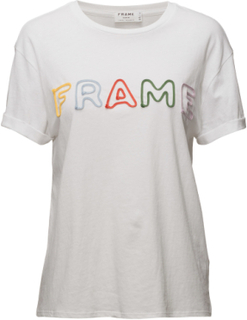 Rolled Frame Tee