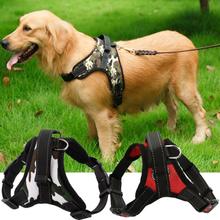 S / M / L / XL K9 Hunde Geschirr Halsbänder Hochwertige Weste Hundetraining Geschirr Hundezubehör