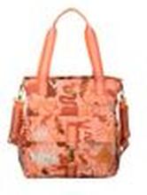 Oilily Damen Handtasche Shopper Baby Bag Sahara Zoo (Tiermuster) Pink Flamingo (rosa)