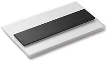 Magnetische Etikettenhalter, 25 x 100 mm