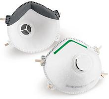 Staubschutzmasken Honeywell - FFP2D mit Ventil