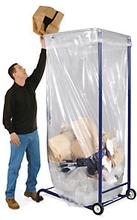 Grossvolumige Müllsäcke 1500l