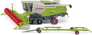 Claas Lexion mejetærske 1:32 - Siku traktor 4258
