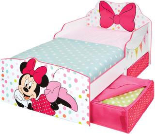 Minnie Mouse juniorseng u. madras - Minnie Mouse børnemøbler 666678