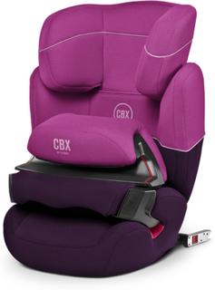 Cybex Aura-Fix Purple Rain Autostol - CYBEX Babyudstyr biludstyr 514107057