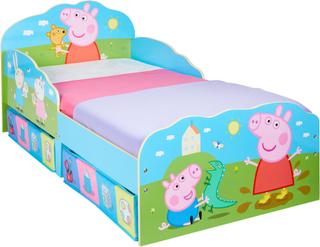 Peppa Gris Junior seng u. Madr - Peppa Gris Børnemøleble 666692
