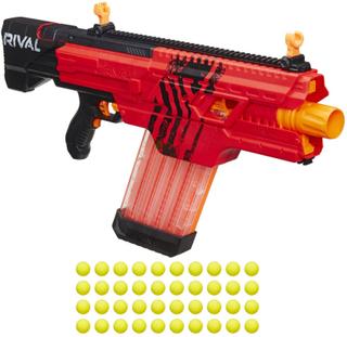 Nerf Rival Khaos MXVI 4000 rød - Nerf pistol B3859