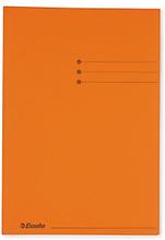 Jurismappe orange