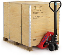 Sperrholz Paletten-Container RAJABOX 1180 x 980 x 780 mm
