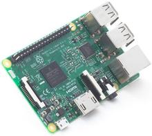 Raspberry Pi 3 B RASPBERRY RRPRPB0001 Quad Core 1.2 GHz 1 GB RAM