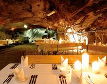 Dinner unter Tage bei Meschede