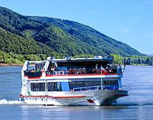 Donau Schifffahrt Wien - Wachau