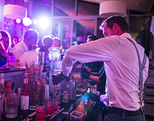 Mobile Cocktailbar
