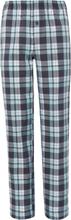 Lång pyjamasbyxa i vävd kvalitet från Jockey blå
