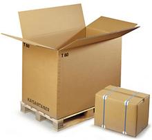 Container RAJA - 1190 x 730 x 860 mm