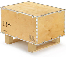 Paletten-Container 1180 x 780 x 580 mm