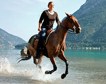 Westernreiten & Wellness am Achensee