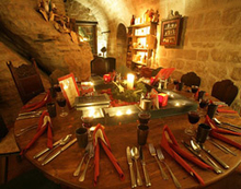 Historisches Dinner auf Festung Koenigstein fuer 2