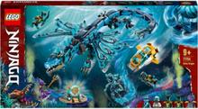 Ninjago 71754 Vesilohikäärme