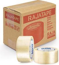 MINI PACK PP Packband Industriequalität RAJA transparent 50 mm x 66 m - 32 µ