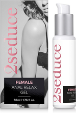 2Seduce Anal Relax Lubricant