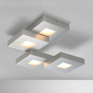 Som en trappa anordnad LED-taklampa Cubus