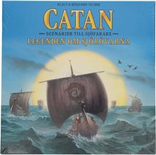 Catan: Legenden om Sjörövarna (Expansionpack) - 67% rabatt