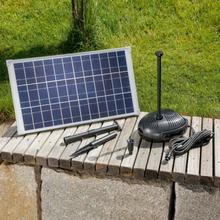 Pumpesystemet Roma - solcelle drevet