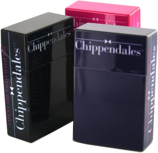 Etui Chippendale