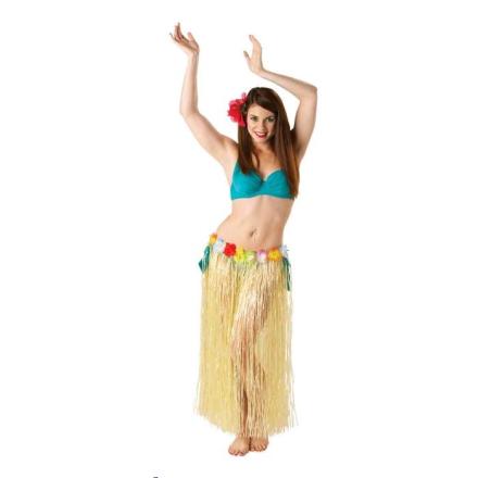 Rubies Adult - Hawaiian Skirt Long - One-Size (30715)