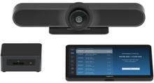 Logitech Tap for Zoom Small Rooms - Videokonferansesett - med Intel NUC (Core i7)