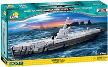 Cobi 4806 Small army Ubåt Amerikansk Type USS Wahoo - 670 deler