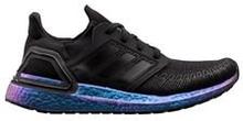 adidas Ultra Boost 20 - Musta/Sininen Lapset