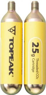 Topeak 25 gram trådt CO2-kassette